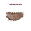 Natúr szemhéjpúder golden brown