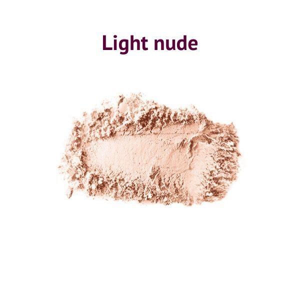 Natúr púder light nude