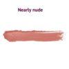 Natúr rúzs nearly nude