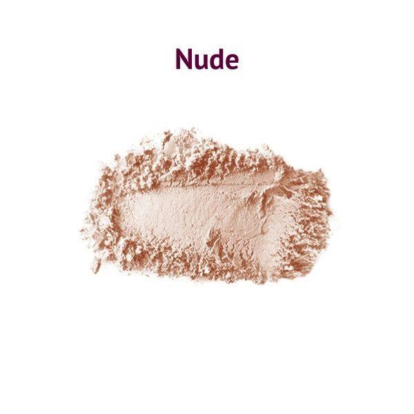 Natúr púder nude