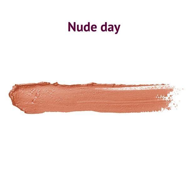 Natúr rúzs nude day