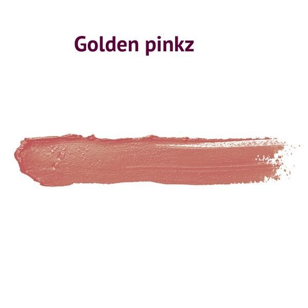 Natúr rúzs golden pinkz