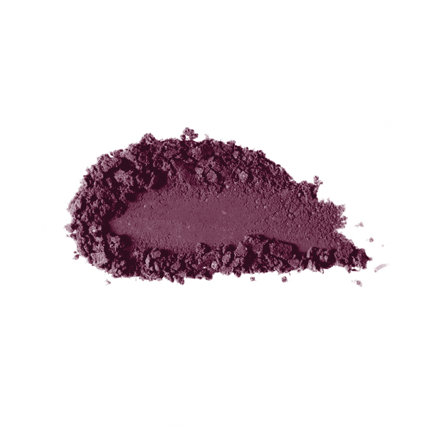Natúr szemhéjpúder Deep purple (matt)